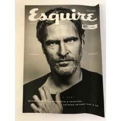Esquire октябрь 2019