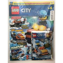 Lego City №6 2018